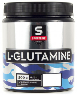 SportLine L-Glutamine Powder (500г)